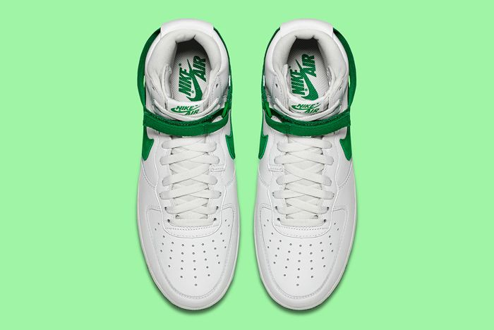 Nike Air Force 1 High St  Pattys 1