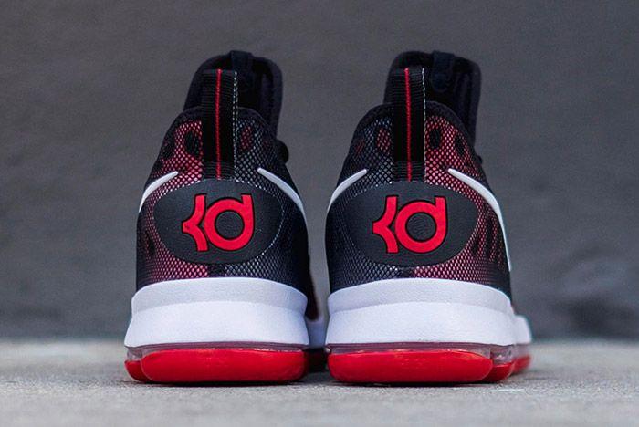 Nike Kd 9 University Red 4