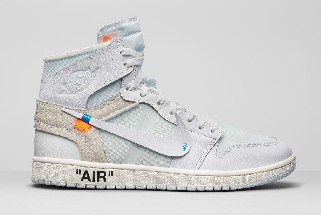 Air Jordan 1 Off White Release Date 2