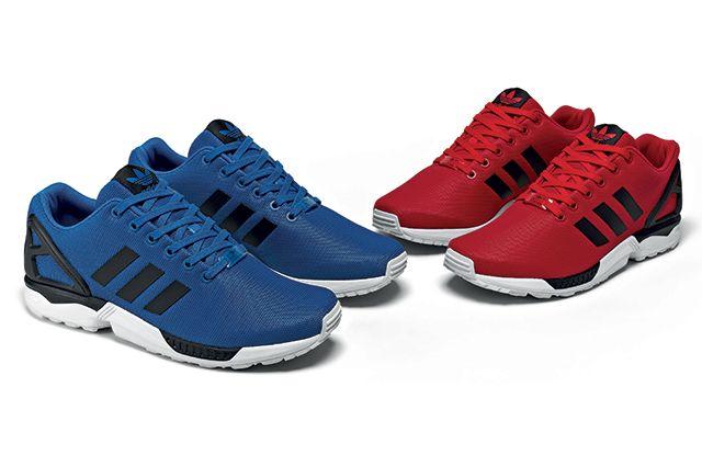 Adidas Originals Zx Flux Base Tone Pack 1