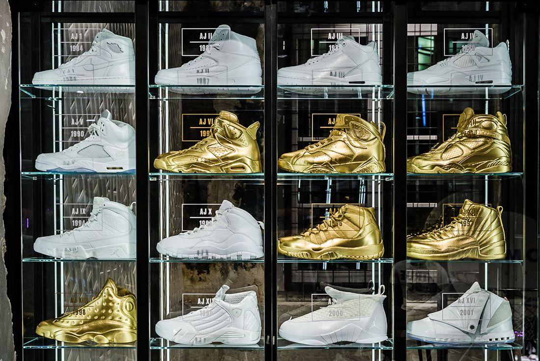 Jordan Brand Opens Incredible Pinnacle Store In Paris10