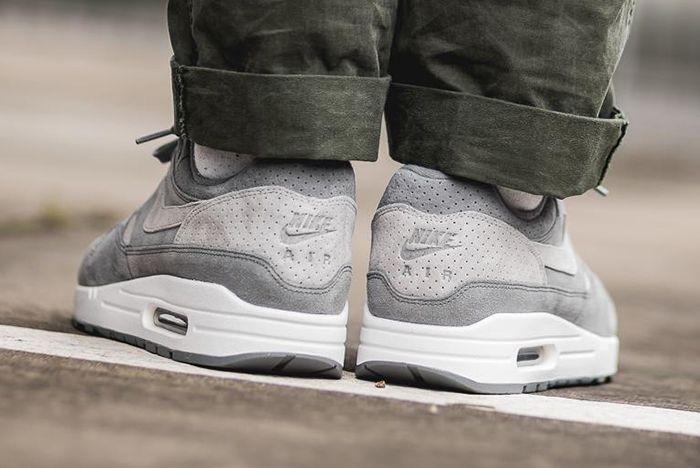Nike Air Max 1 Grey 3