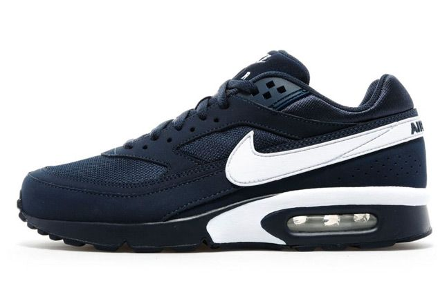 Nike Air Max Classic Bw (Navy) - Sneaker Freaker