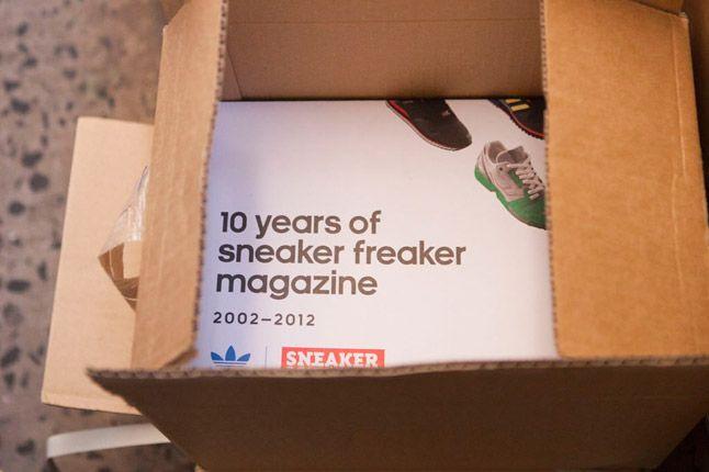 Sneaker Freaker Adidas Poster 1