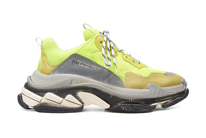 Balenciaga Triple S New Colorways 2
