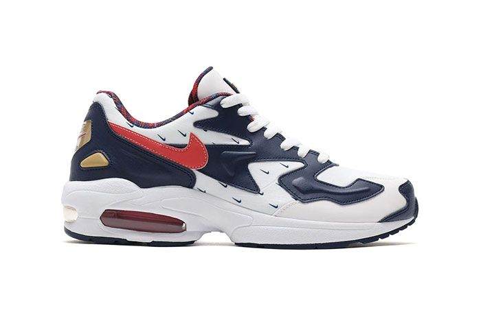 Nike Air Max2 Light Independence Lateral