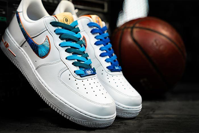 Afew Store X Bobbito Garcia Nike Air Force 1 Rock Rubber 45S 7
