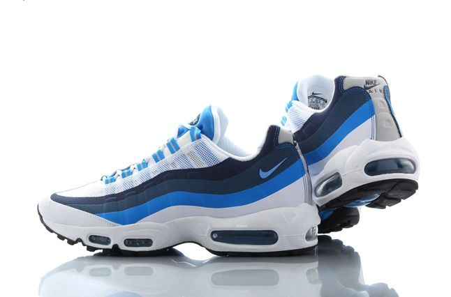 Nike Air Max 95 No Sew Uni Blue Photo Blue 4