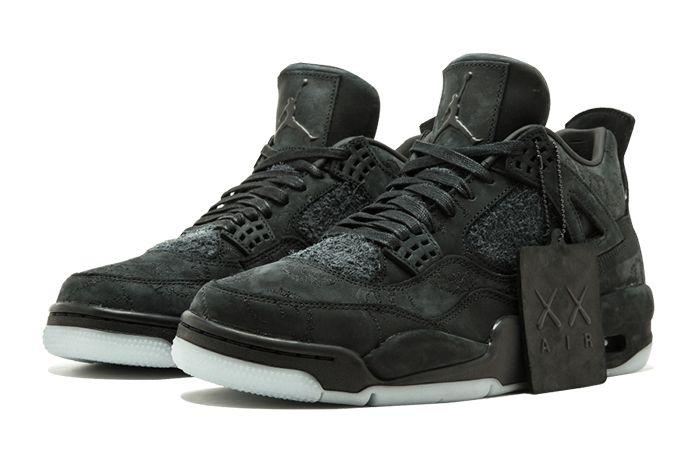 Kaws Air Jordan 4 Buy Sneaker Freaker 2