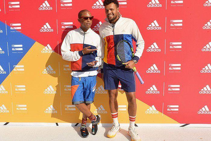 Adidas Pharrell Williams Hu Nmd Black Multicolour 2