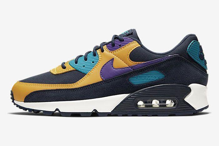 Nike Air Max 90 Qs Acg Black Yellow Cn1080 200 Official5