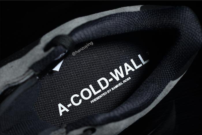 A Cold Wall Af1 Black2