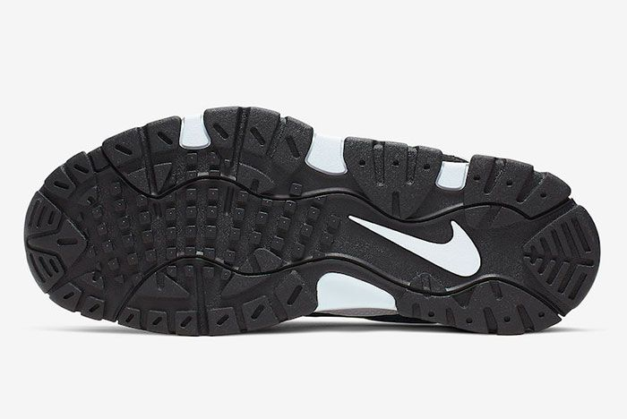 Nike Air Barrage Mid Black White Cabana At7847 001 Release Date 1 Sole