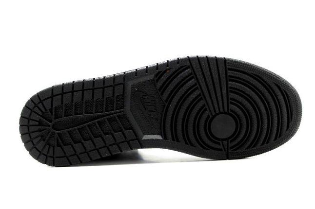 Air Jordan 1 Retro High Og Black Grey Outsole 1