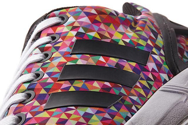 Adidas Originals Zx Flux Photo Print Pack 4