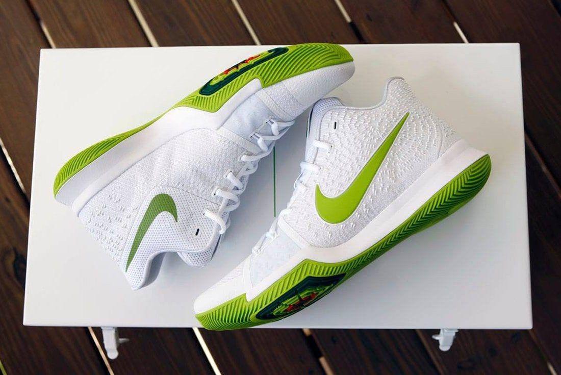 Mountain Dew X Nike Kyrie 3 K A R E  Kit6