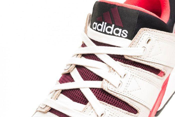 Adidas Eqt Cushion 2 Shock Red 4