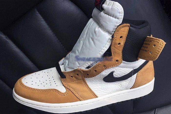 Air Jordan 1 Retro High Og Giner 2 Sneaker Freaker