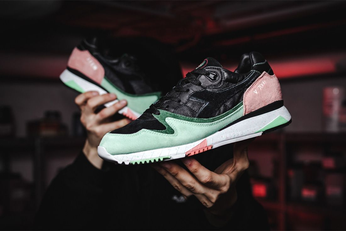 Afew Highly Addictive V7000 Diadora Highlight Reel Sneaker Freaker