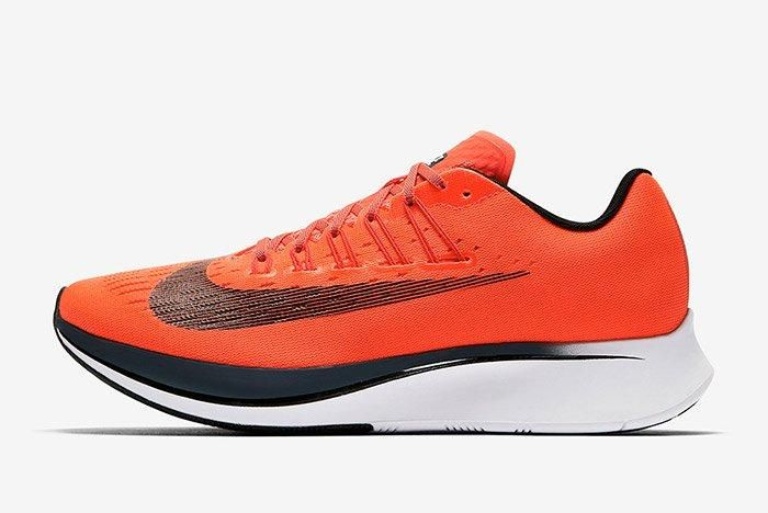 Nike Zoom Fly Bright Crimson 6