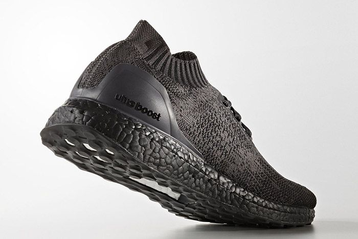 Adidas Ultraboost Uncaged All Triple Black 3