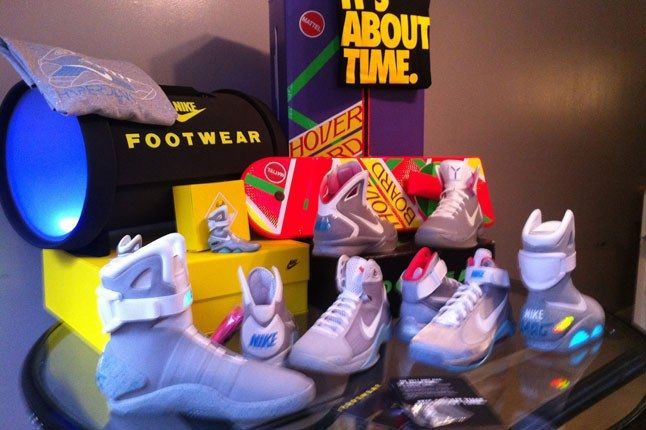 Back To The Future Nike 1