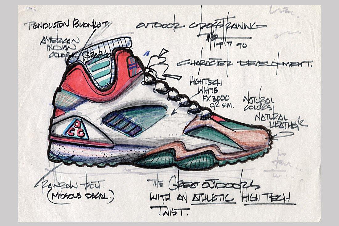 Material Matters Nike Acg Tech Mowabb Design