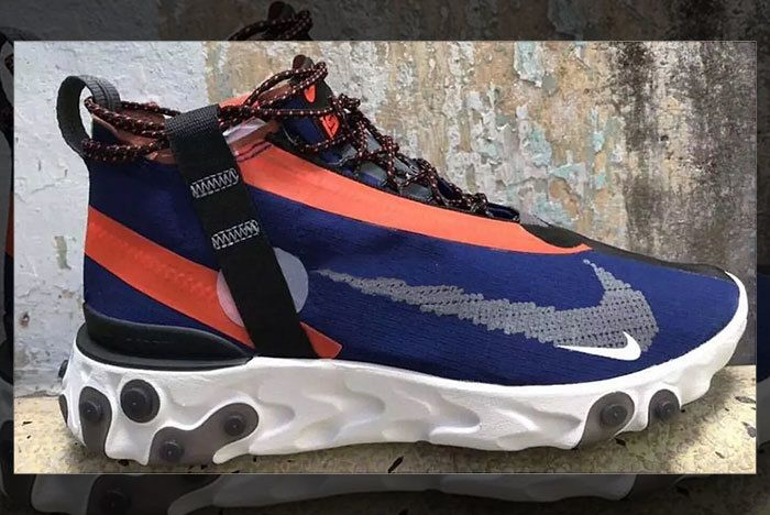 Nike React Runner Sp Mid Soe 1