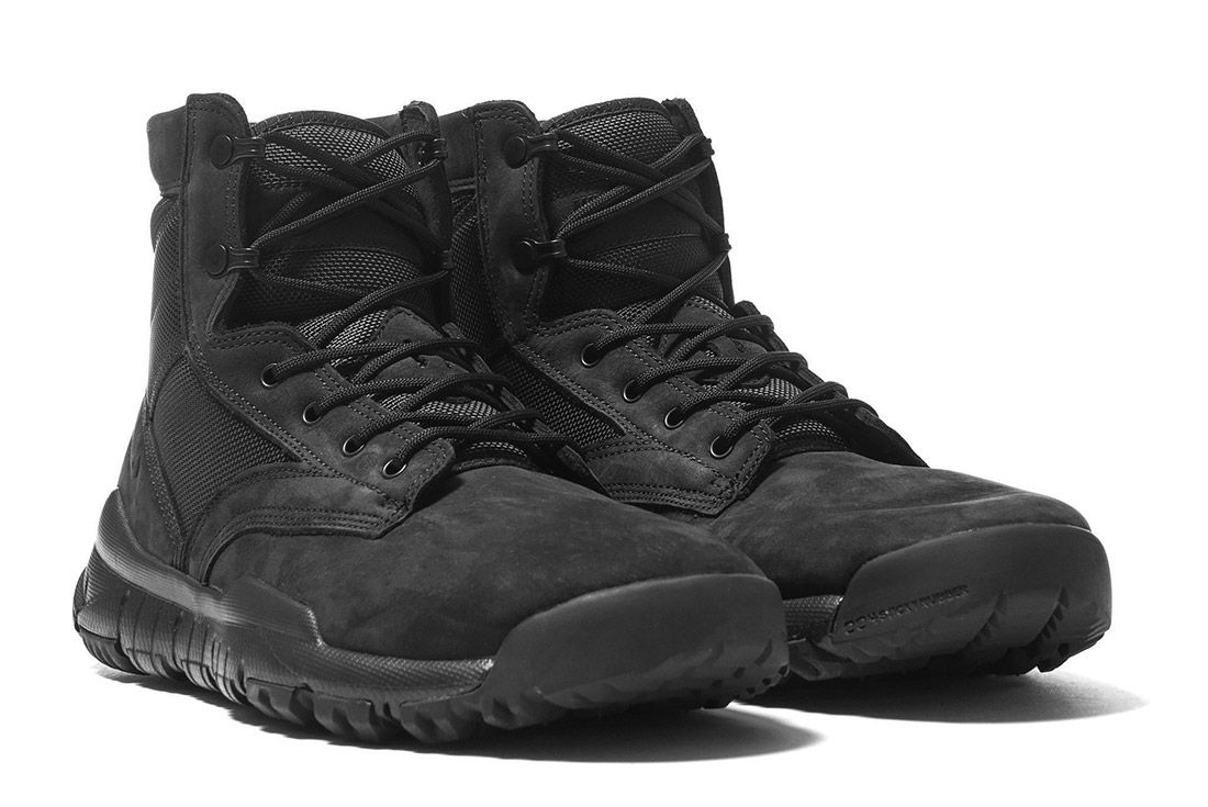 Nike Sfb 6 Inch Triple Black 4