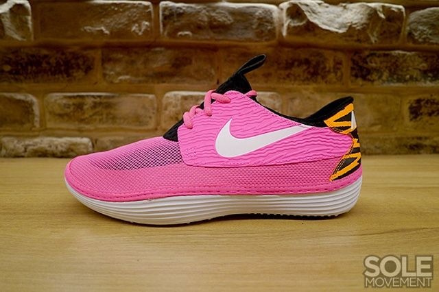 Nike Solarsoft Moccassin Pink Flash 2