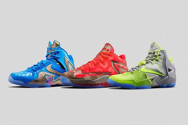 Nike Lebron 11 Maison Collection 13