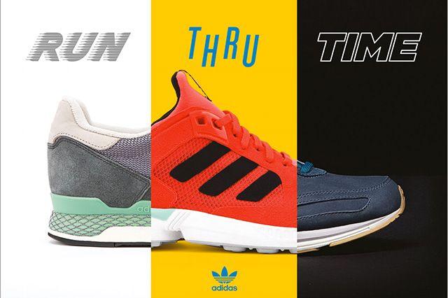 Adidas Run Thru Time Collection