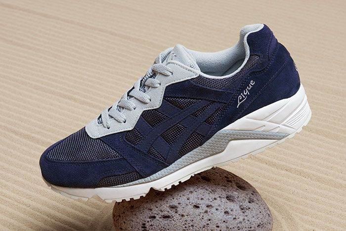 Asics Gel Lique Navy 2