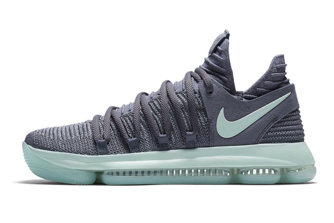 Material Matters Basketball Nike Kd 10 1