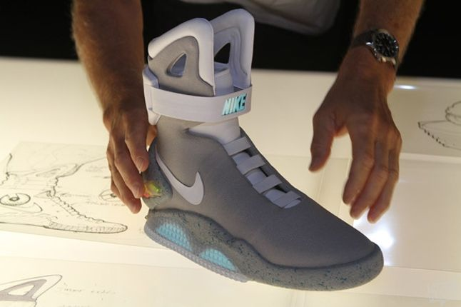 Back To The Future Sneakers 2 11