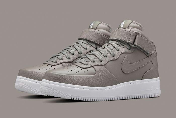 Nike Lab Monochrome Air Force Pack 22