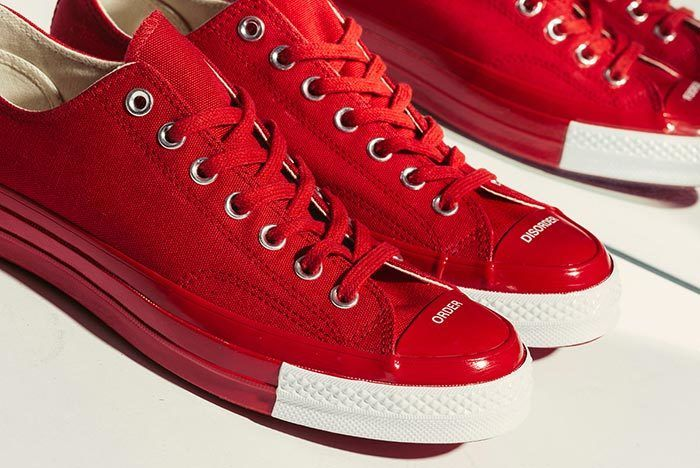 Undercover Converse Order Disorder 008
