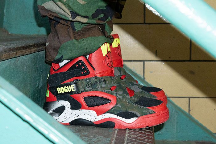 Ewing Athletics Rogue Cnn War Report On Foot