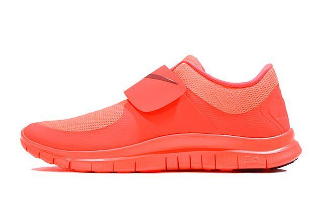 Nike Free Socfly University Red 1