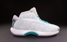 Adidas Crazy 1 Kobe White Turquoise Thumb