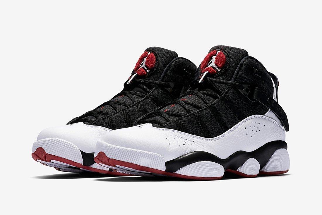 The Jordan Six Rings Returns For 20172