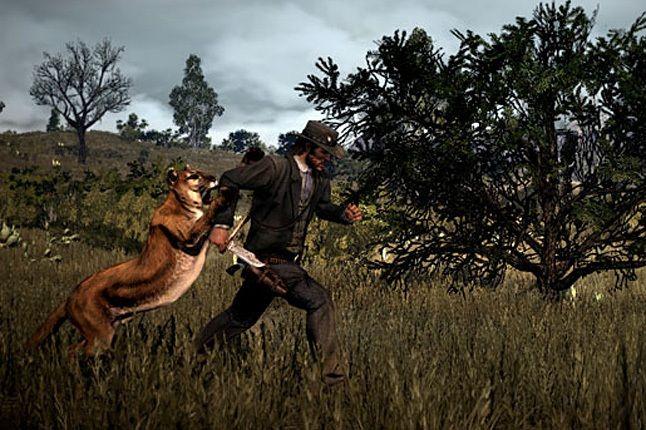 Red Dead Redemption Rockstar 2 1
