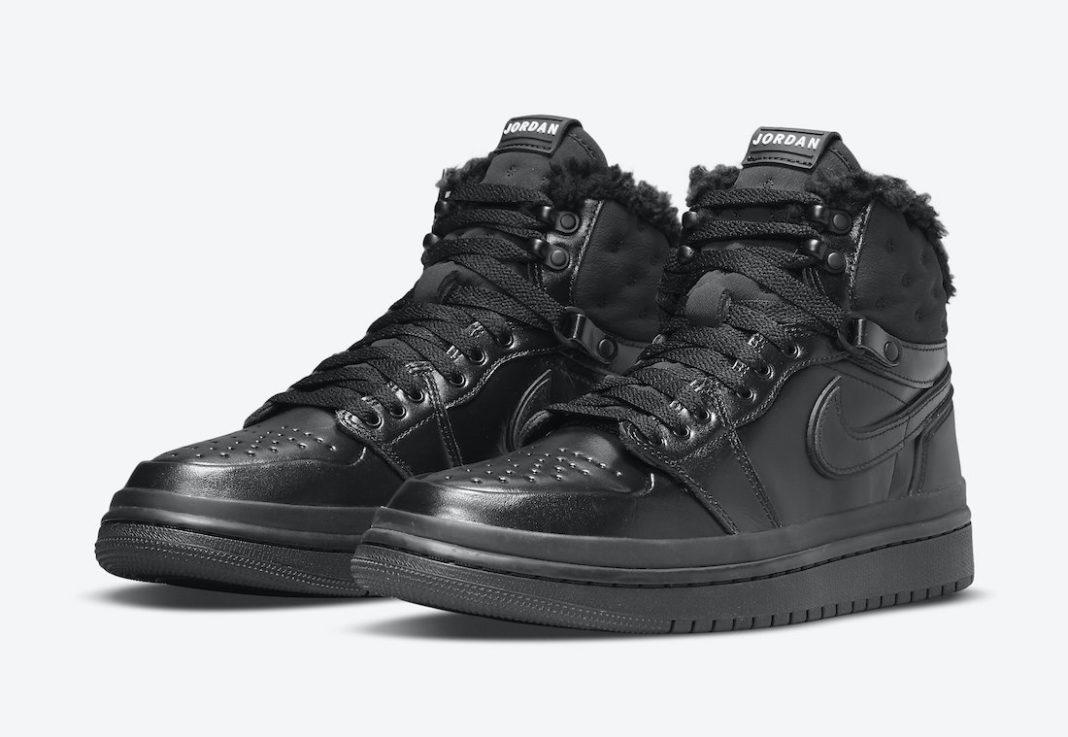 Air Jordan 1 Acclimate 'Triple Black'
