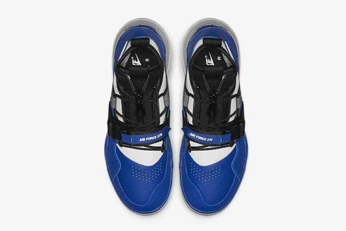 Nike Air Force 270 Utility Racer Blue Top