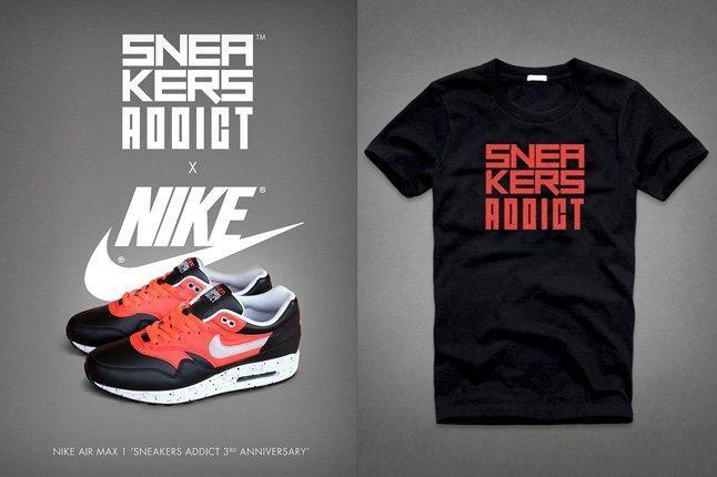 Sneakers Addict Nike Air Max 1 3Rd Anniversary Pack 1