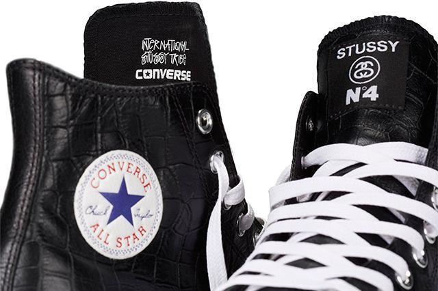 Stussy Converse Chuck Taylor Hi Pack 9