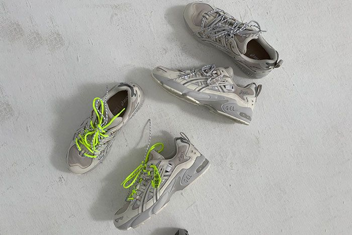 Chemist Creations Asics Gel Kayano 5 Release Date 5 Neon Laces