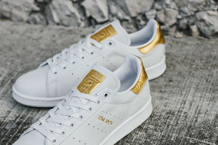 Adidas Stan Smith 999 24K Gold1