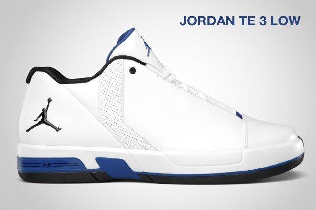 Jordan Te 3 Low Royal 1