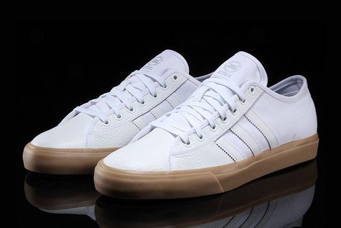 Adidas Matchcourt Rx White Gum 5
